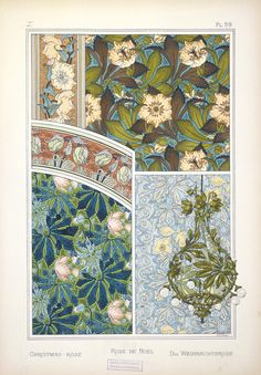 Graphic Inspiration: Nature and Folk Art in Hungarian Art Nouveau