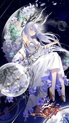 河豚白子-ふぐの白子-시라코-Milt Food Fantasy, Fantasy Art, Legendary Creature, Beautiful Anime Girl, Dark Souls, Anime Style, Fantasy Characters, Asian Art, Art Reference