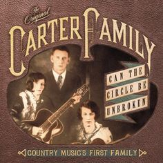 carter family poster - Google Search