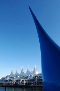Sails at Canada Place, #Vancouver  BC