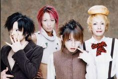 36481? (alter ego of Kra) - Japan/visual kei ?cover band/rock