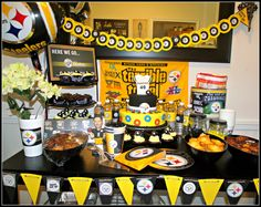 Steelers Party