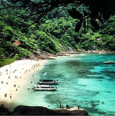 Someday I'd like to make it to Thailand