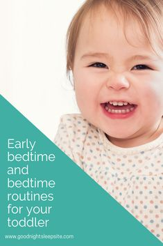 There are steps you can take to eliminate nightly bedtime battles before you even leave your child's bedroom. Here's how practicing and early bedtime and consistent bedtime routine can help eliminate common bedtime struggles associated with toddler sleep issues.  Early Bedtime is Necessary  #toddlers #parenting #sleep #bedtime #earlybedtime #bedtimeroutine