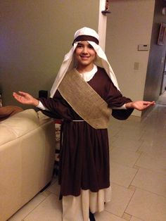 Nativity plays and the costumes used in them costumes and plays diy nativity costume solutioingenieria Choice Image