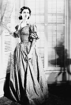 Vivien Leigh in Gone with the Wind,1939