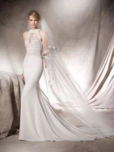 76f2e58294 Vestidos de novia La Sposa 2017. ¡Elige tu favorito para tu gran día!