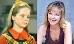 "little house on the prairie cast then and now | who later became known as Mary Ingalls on ""Little House on the Prairie ..."
