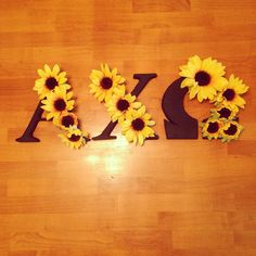 For big little reveal! Alpha chi omega AXO
