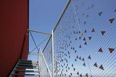 Hotel Facade | Tensile Design & Construct