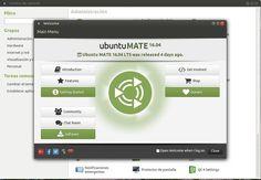 Desde el fin de semana con #ubuntu 16.04 lts versión Mate #linux #canonical by arielmcorg