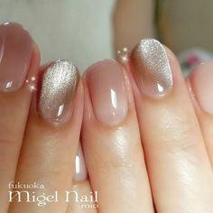 Cat Nail Designs, Fancy Nails Designs, Creative Nail Designs, Creative Nails, Soft Pink Nails, Love Nails, Bubble Nails, Cat Nails, Minimalist Nails
