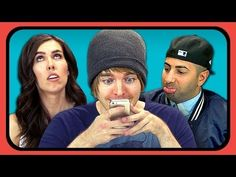 """YOUTUBERS REACT TO LOOK UP"" by TheFineBros  --I don't really hate Gary Turk and his efforts, but the YouTubers do make some good points."