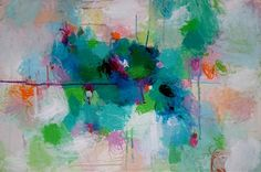 "Saatchi Art Artist Sandy Dooley; Painting, ""Voyage"" #art"