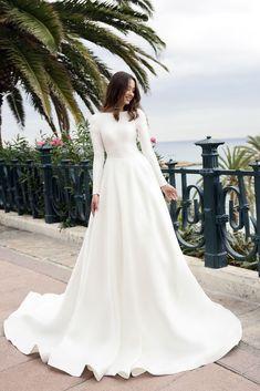 wedding dress Teresa Каталог, страница товара — Tina Valerdi