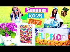 Diy summer room decor tumblr inspired room decorations for Room decor gillian bower