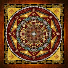 Bedros Awak - Mandala Oriental Bliss