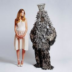 Google Image Result for http://collectiftextile.com/wp-content/uploads/2012/09/creature-couture-ted-sabarese-nick-cave-sculpture-4.jpg