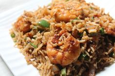 I have quite a few varieties or chicken, fish & mutton recipes. But the one thing which i dont have much collection is prawns. I have been getting quite a few mails from viewers to post more prawn recipes. Couple weeks back when we went shopping we found 1 kg of prawns in a great...Read More