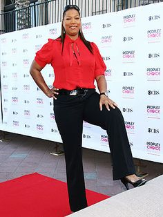 Queen Latifah's New Clothing Line for Curvy Bodies – Style News - StyleWatch - People.com