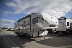 "BUNKHOUSE FIFTH WHEEL THAT SLEEPS 10!  2017 Keystone Hideout 308BHDS When family camping is what's on the agenda, look to this fully equipped Hideout fifth wheel for all the luxury and amenities you need! Equipped with a bunkhouse that increases the sleeping capacity to 10, this 35' 6""-long, 9,025 lb. (dry) RV makes family camping stress-free and comfortable!  Give our Hideout expert Dan Burns a call 231-903-6220 for pricing and more information."