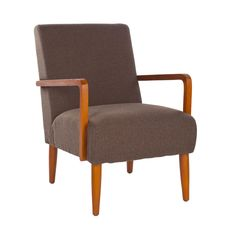 Cary Armchair - Brown - Dot & Bo
