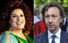 Marianne James et Stéphane Bern animeront l'«Eurovision» en direct de Vienne le 23 mai 2015 - PD1/WENN.COM/IHNIOGLU KAMIL/SIPA.
