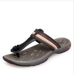 Tienda Online El verano De 2016 Nueva Moda Flip Flop Sandalias de Los Hombres  Zapatos Masculinos 779f6d103f3
