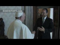 El Papa se reúne con el rabino sefardita de Buenos Aires