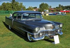 1954 cadillac | 1954 Cadillac Series Sixty Special Fleetwood news, pictures ...