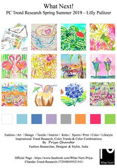 #LillyPulitzer #LillianPulitzerRousseau #SS19 #Americansocialite #FashionDesigner #PalmBeach #Florida #spring2019 #fashion #colortrends #fashiontrends #fashionforecast  #fashionblogger #textiles #kidswear #WhatNextPCTrendResearch #Pantone #fashionnews #fashionindustry #runway #fashionista #tuxedo #hautecouture #spring2018 #interiordecor #homefurnishing #textiledesign #design #knits #womenswear #menswear #mensfashion #lifestyle #accessories #springsummer2018 #nyfw #lfw #mfw #pfw #WGSN…