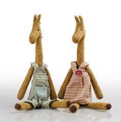 Maileg giraffes. So cute!