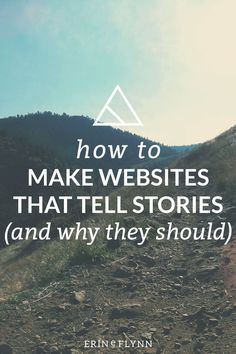 Your website isn't a Choose Your Own Adventure book, you should be taking visitors toward a specific goal, and have a clear path laid out for them. Here's how to do that! Click through to make your client's (or your own!) website tell a story!