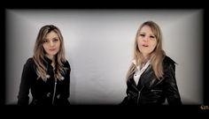 Lorraine e Daiane Pitaluga : Lorraine e Daiane clip da musica Vai embora e volta
