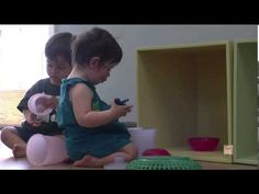 This 35-minute film explores Magda Gerber's Educaring® Approach to play for infants and toddlers. As they construct their knowledge about the world, even ver...