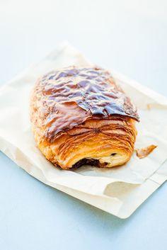 Tartine's Bakery pain au chocolat.  reason to live lol