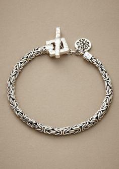 Lois Hill Box Weave Bracelet