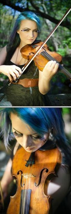Brittany Walmsley is a and violin player and teacher who was taught by some of the world-renowned violinists. She's also a musician for hire who performs at special events or studio.