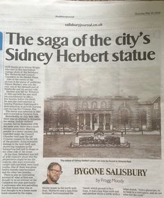 Salisbury, Vintage Photos, Statue, Pictures, Photos, Vintage Photography, Sculptures, Grimm, Sculpture