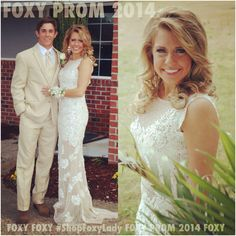 The foxy lady prom dresses