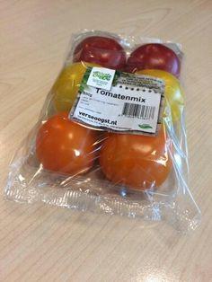 Verse oogst, tomato mix