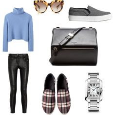 """everyday"" by gleaniaw on Polyvore"