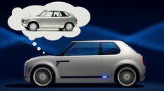 Honda Wins With This Fantastic Electric Retro-Future Concept