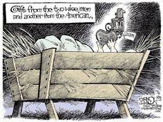 Political Cartoons – End Guns