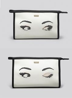 kate spade new york Winking Cosmetic Case