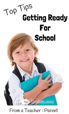 Getting ready for school can be daunting!  These top tips will make the starting school transition enjoyable and pave the way for an exciting new adventure.