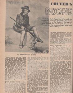 Daniel Boone -