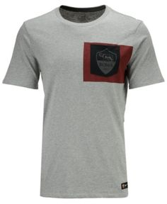 bd1f15dea00 Nike Men s AS Roma Club Team Crest Logo T-Shirt   Reviews - Sports Fan Shop  By Lids - Men - Macy s