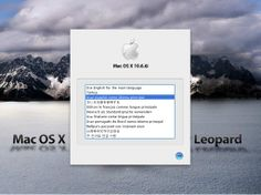 Como instalar Mac OS X Snow Leopard 10.6.6