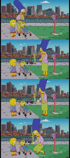 Marge sums up my notion of 'progressive' http://ibeebz.com
